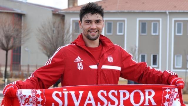 Sivasspor'da Brezilyalı ile yollar ayrıldı