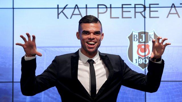 Pepe: Kendi izlerimi atmak istiyorum