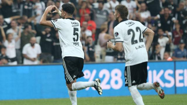 Pepe, Ljajic ve Adriano Göztepe maçında yok