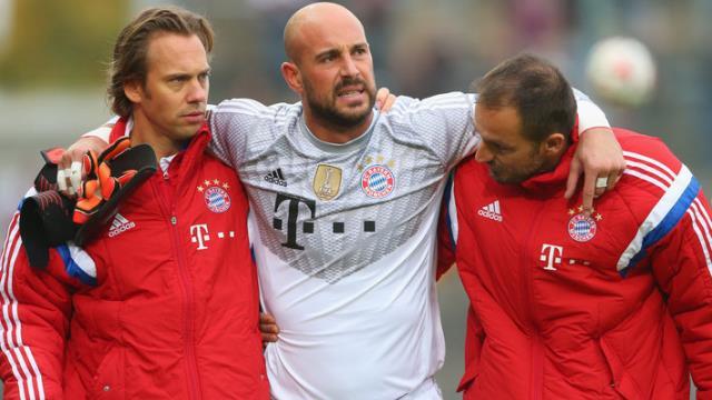Bayern kalecisinden kötü haber!