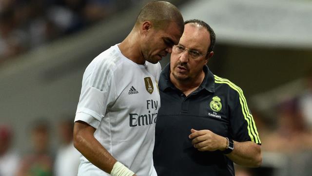 Real Madrid defansı çöktü