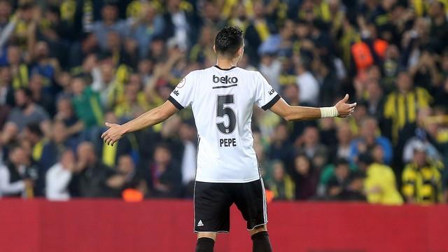 Pepe derbide oynayabilecek!