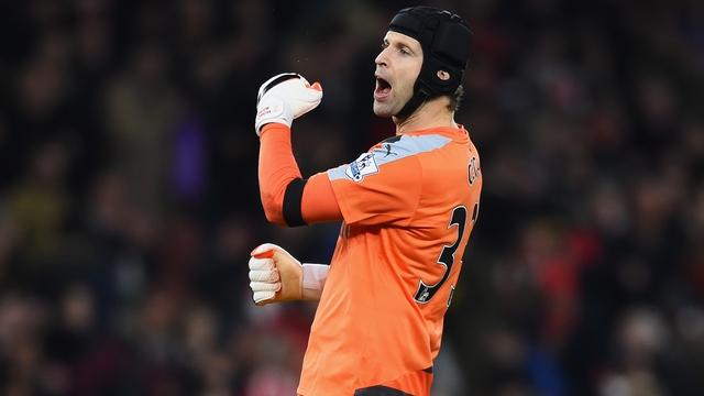 Müthiş rekor artık Cech'e ait