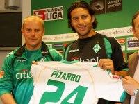 Pizarro: Döndüğüm için mutluyum