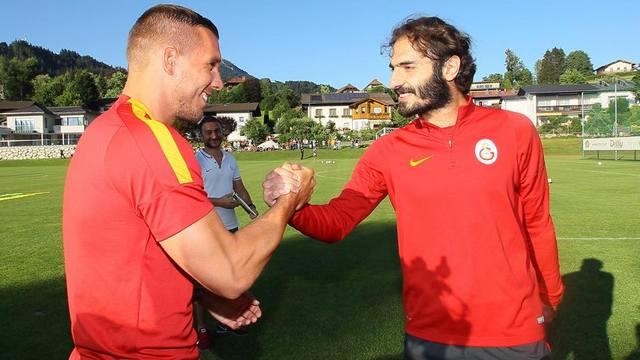 Galatasaray'a iki güzel haber!
