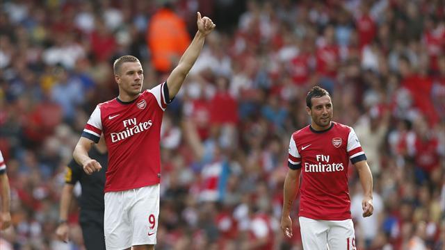 Arsenal Sonunda Patladı