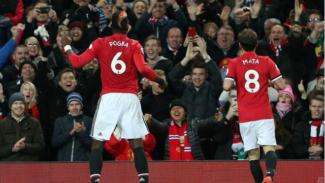 Pogba ve Ibra döndü, United kazandı