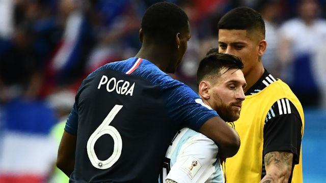 Barcelona, Pogba'yla ilgilenmiyor
