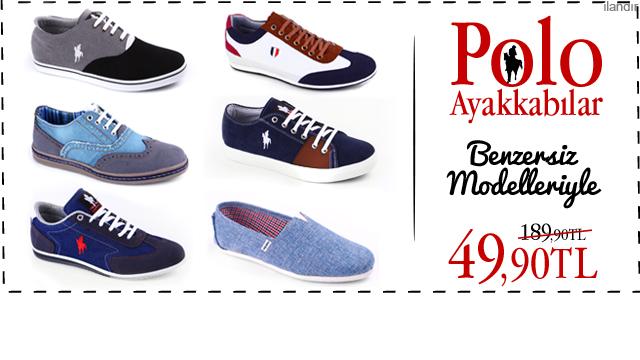 Polo Ayakkabılar 49,90 TL