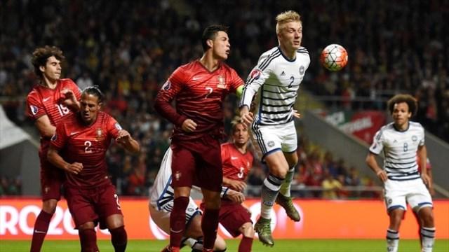 Portekiz bileti kaptı