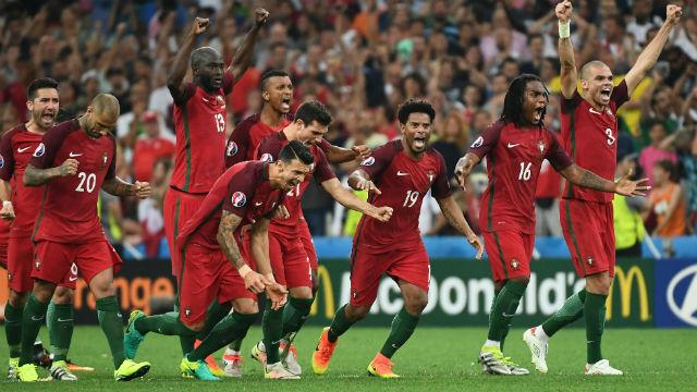 Portekiz ilk kez BAŞARDI