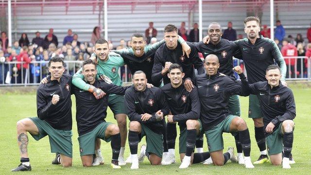 Ronaldo, Muslera ve Ramos! Program sağlam