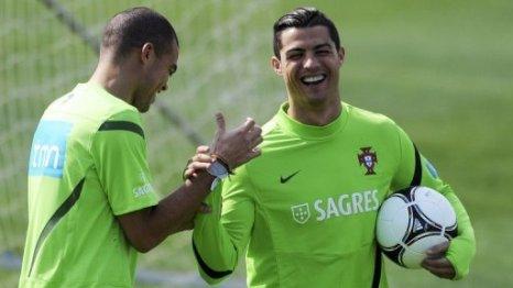 Pepe: Her Şeyi Ronaldo Yapamaz