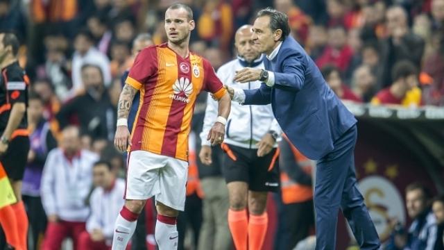 Prandelli - Sneijder geriliminin perde arkası