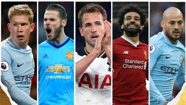 İşte Premier Lig'de yılın takımı