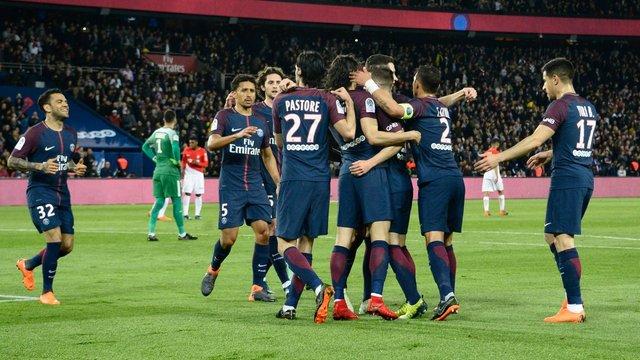 PSG 7 gol attı, şampiyonluğu ilan etti!
