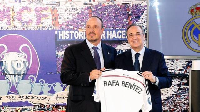 Real Madrid yeni hocayı duyurdu