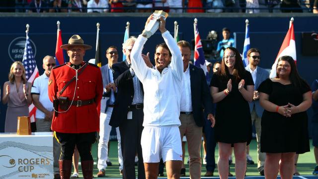 Rafael Nadal 80. şampiyonluğuna ulaştı