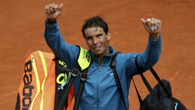 Roland Garros'da finalin adı Nadal-Thiem