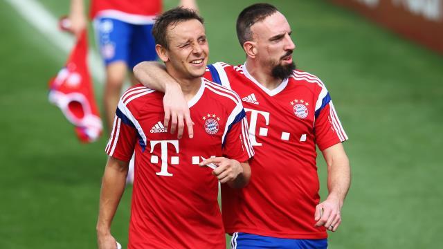 2018'e kadar Bayern Münih'te