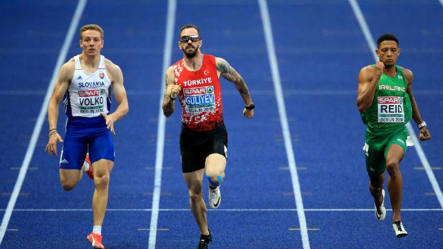 Ramil Guliyev 200 metrede Avrupa şampiyonu!