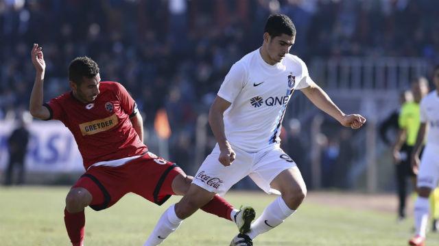 Trabzonspor Sheydaev'in sözleşmesini feshetti