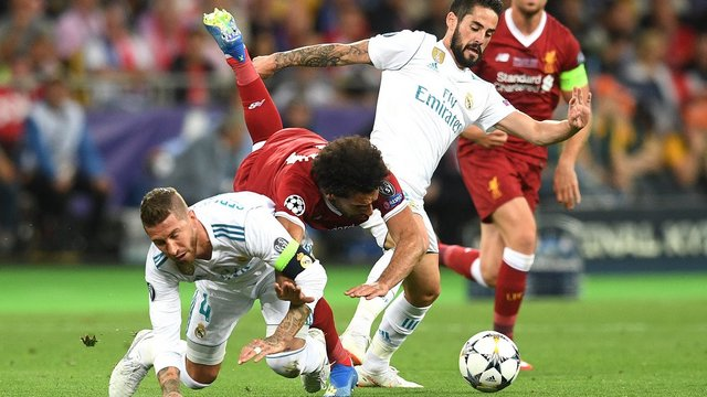 Salah: Ramos'un açıklamaları komik