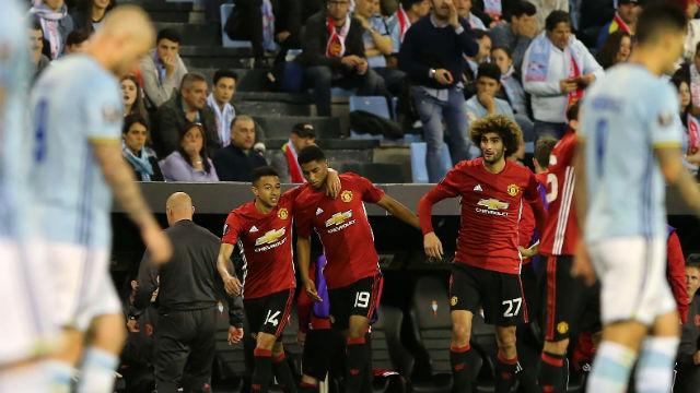 United final kapısını araladı