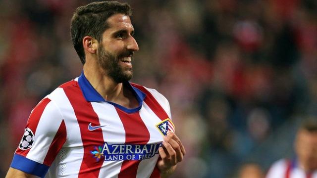 O artık Atletico Madrid efsanesi!