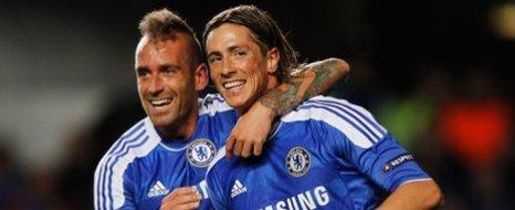 Torres'in Dönüşüyle Tarih Yazıldı