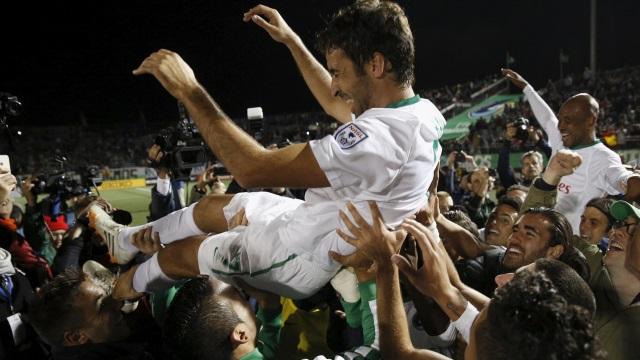 Raul kupayla veda etti!