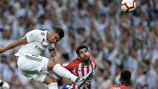 Madrid'de 'sessiz' derbi