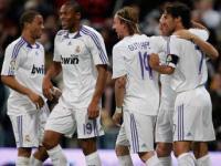 Real Madrid Gol Oldu Yağdi