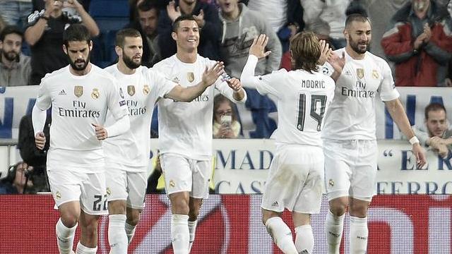 Real Madrid Shakhtar'a acımadı