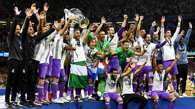 Avrupa'nın efendisi Real Madrid!