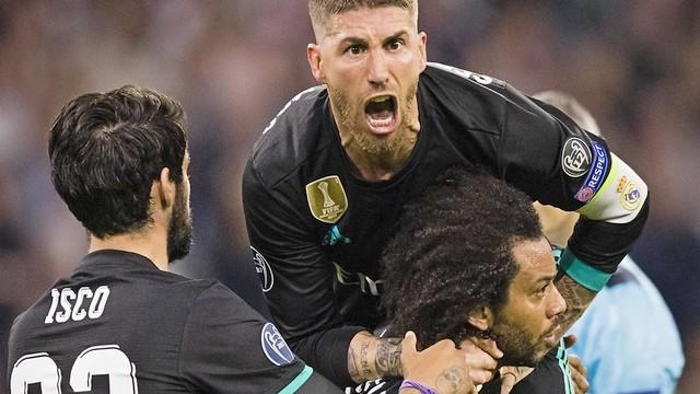 Real Madrid finale göz kırptı!