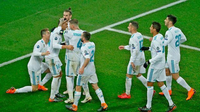 Real Madrid, PSG'ye büyük geldi