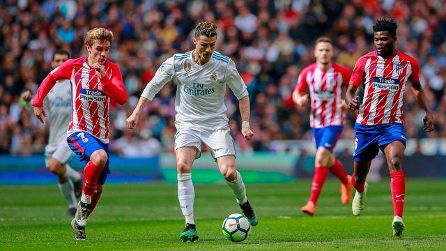 Madrid derbisinde skoru yıldızlar belirledi