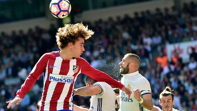 Atletico, Real'i çelmeledi!