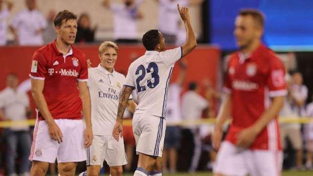 Real, Bayern'i Danilo ile devirdi