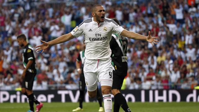 Benzema başladı, Ronaldo bitirdi