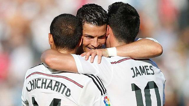 Real Madrid'in kadrosu belli oldu