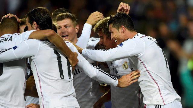 Ronaldo ve Kroos manşetlerde