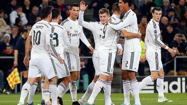 Real Madrid koltuğu garantiledi