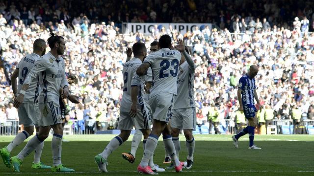 Real Madrid durdurulamıyor