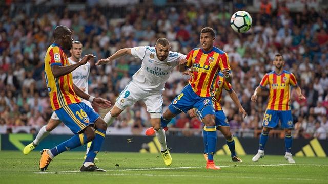 Real Madrid 1 puana razı oldu