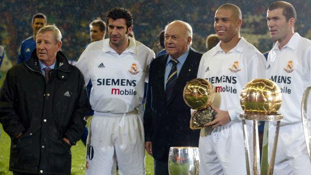 Beyaz Altın: Ne de olsa Real Madrid