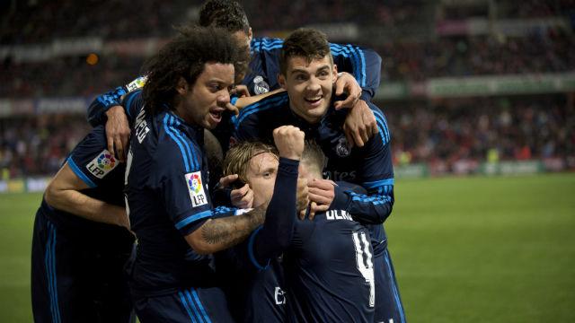 Real Madrid zor kazandı