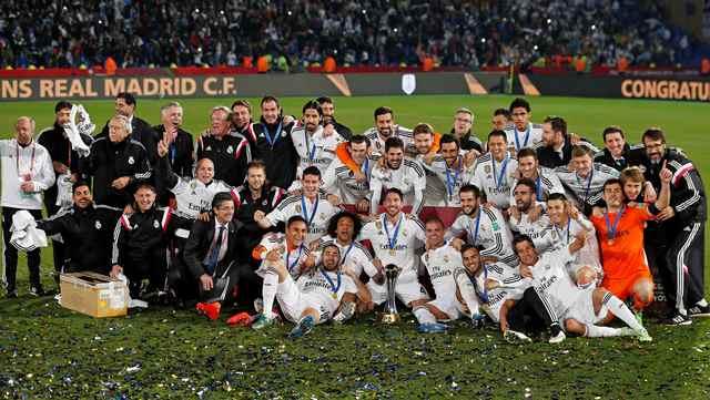 Real Madrid, Milan ve Boca'yı yakaladı