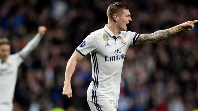 Real Madrid önce durdu, sonra vurdu